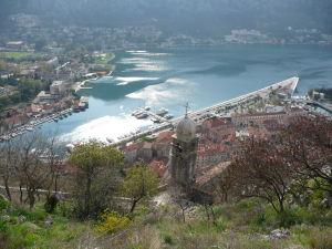 Kotor a Kotorský záliv