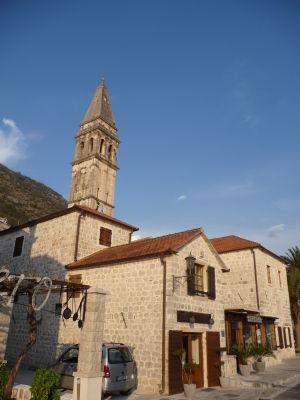 Zvonica v Perasti