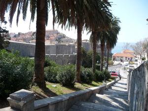 Dubrovník - Cesta k starému mestu