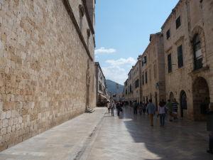 Hlavná ulica Placa (Stradun)