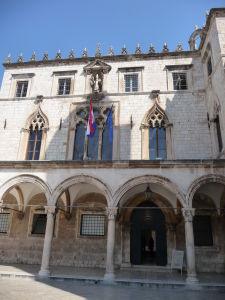Palác Sponza, bývalá colnica