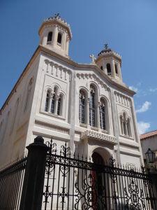 Ortodoxný chrám v Dubrovníku