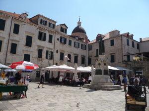 V uličkách Dubrovníka