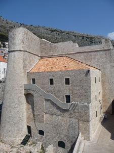 Masívne opevnenie starého mesta
