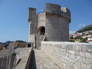 Veža Minčeta - Najvyšší bod opevnenia
