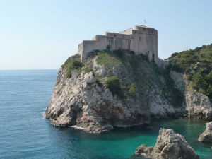 Pevnost Lovrijenac