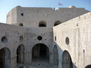 Pevnosť Lovrijenac