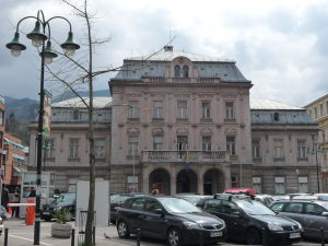 V uliciach Sarajeva