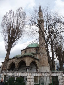 Baščarčijská mešita