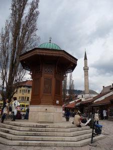 Staré mesto - Fontánka Sebilj - Zrejme najobľúbenejšia miestna stavba, s ktorou sa všetci fotia