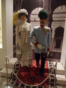 Múzeum atentátu - Arcivojvoda Franz Ferdinand a jeho žena Sophie
