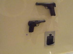 Múzeum atentátu - V strede vražedná zbraň