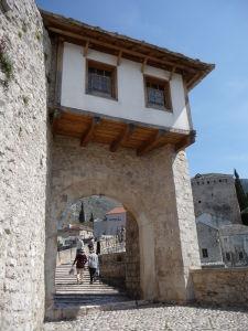 Vstupná brána na Starý most