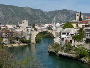 Starý most panoramaticky