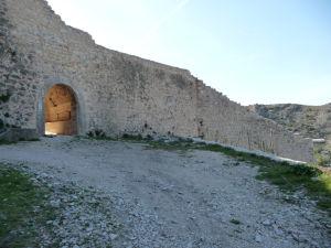 Vstupná brána v opevnení