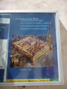 Takto Diokleciánov palác zrejme vyzeral v dobe, keď bol postavený (305 n.l.)
