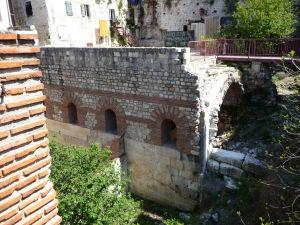 Zvyšky Diokleciánovho paláca