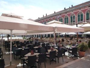 Reštaurácie na Námesti republiky