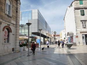 V Splite nechýba ani moderná architektúra