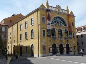 Národné divadlo v Splite