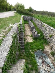 Zvyšky rímskeho mesta Salona