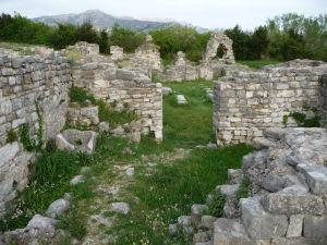 Ruiny rímskeho mesta Salona