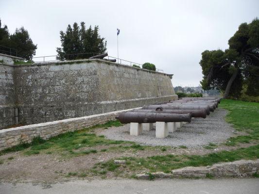 Pevnosť v Pule