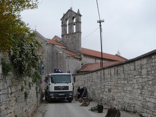 Chrám sv. Františka v Pule