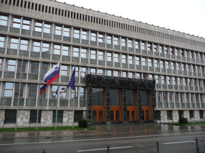 Slovinský parlament