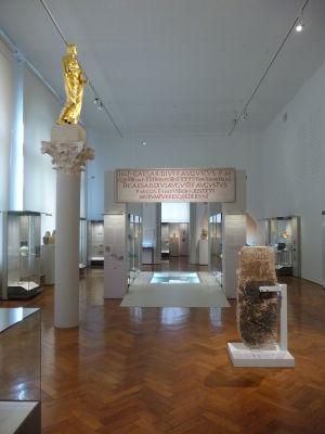 Národné múzeum - Simulácia rímskeho fóra