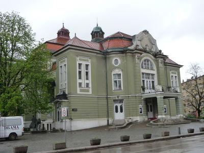 Ľubľanské divadlo