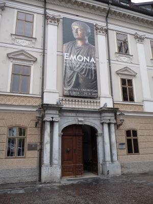 Výstava - Emona je staroveký rímsky názov mesta