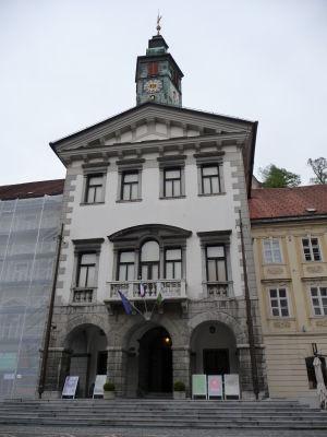 Ľubľanská radnica