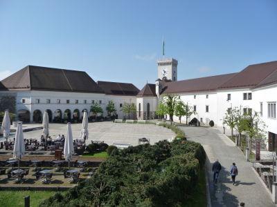 Ľubľanský hrad