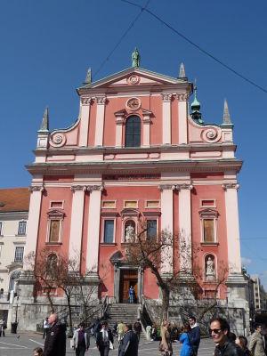 Františkánsky chrám Zvestovania