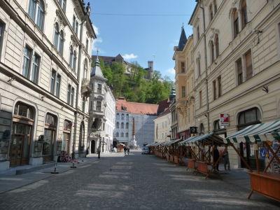 Centrum Ľubľany
