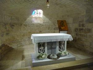 Kostol sv. Jozefa - Krypta
