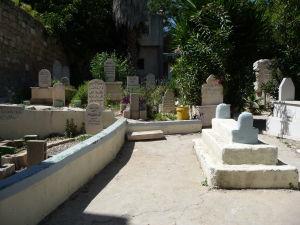 Moslimský cintorín