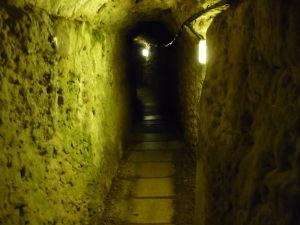 Podzemné tunely citadely
