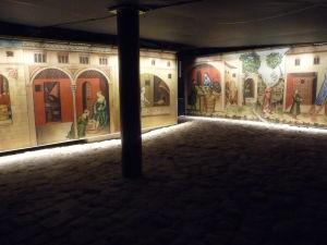 Expozície demonštrujú život na stredovekom Blízkom východe