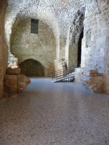 Mohutné steny citadely