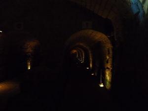 Tajné templárske tunely