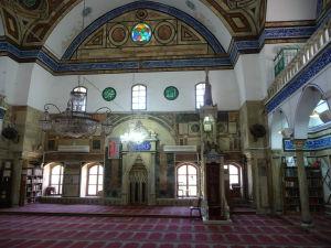 Interiéry mešity