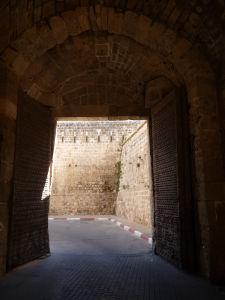 Pozemná brána