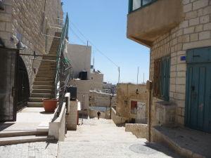 V uliciach Betlehema