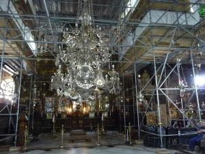 Chrám Narodenia - Hlavný (ortodoxný) oltár