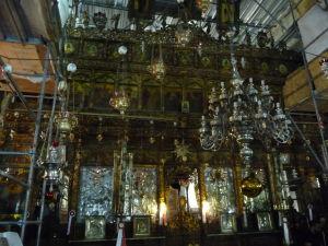 Chrám Narodenia - Hlavný oltár