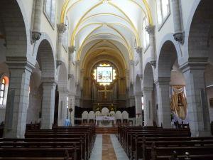 Chrám sv. Kataríny po omši