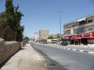 V uliciach Betlehema - Hlavná ulica