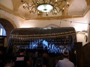 Hrob Ráchel, jednej z pramatiek Izraelitov